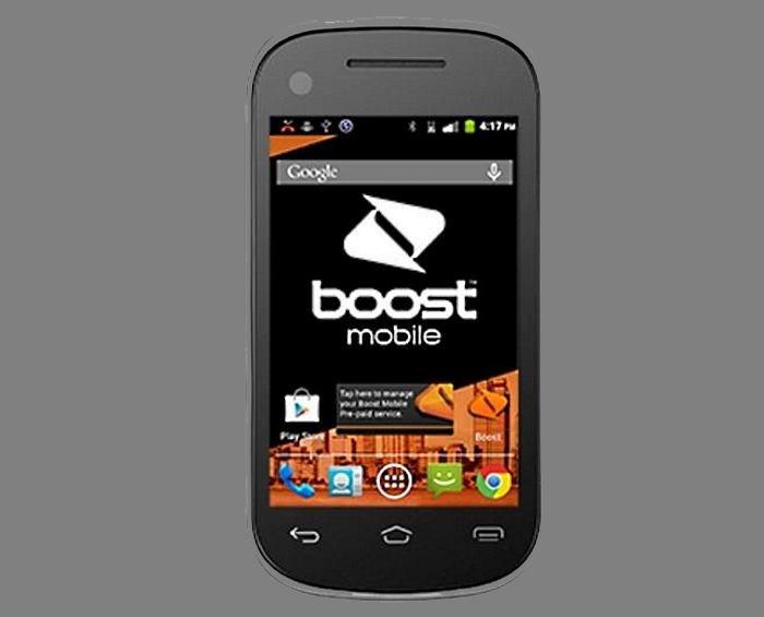 ZTE Boost to smartfon o przestarzałej specyfikacji /materiały prasowe