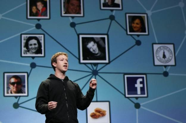 Zuckerberg twierdzi, że za Facebooka nigdy nie trzeba będzie płacić /AFP