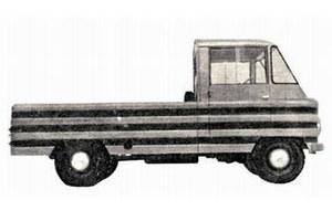 Żuk czyli kultowy pojazd dostawczy?