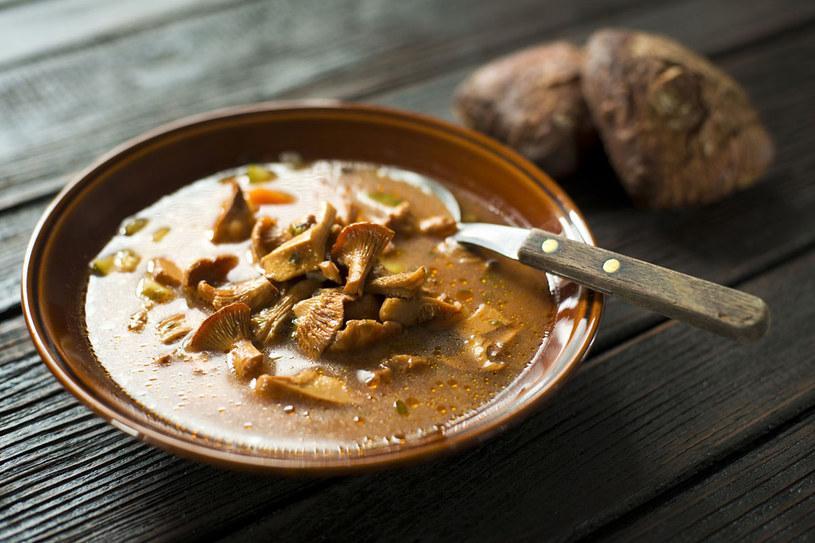 Zupa grzybowa /©123RF/PICSEL