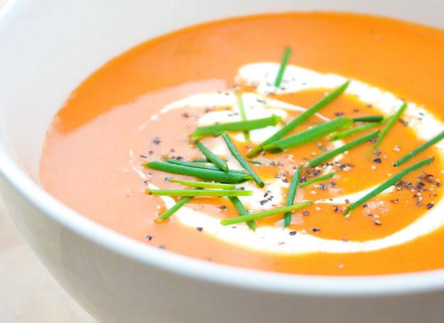 Zupa marchewkowa /©123RF/PICSEL