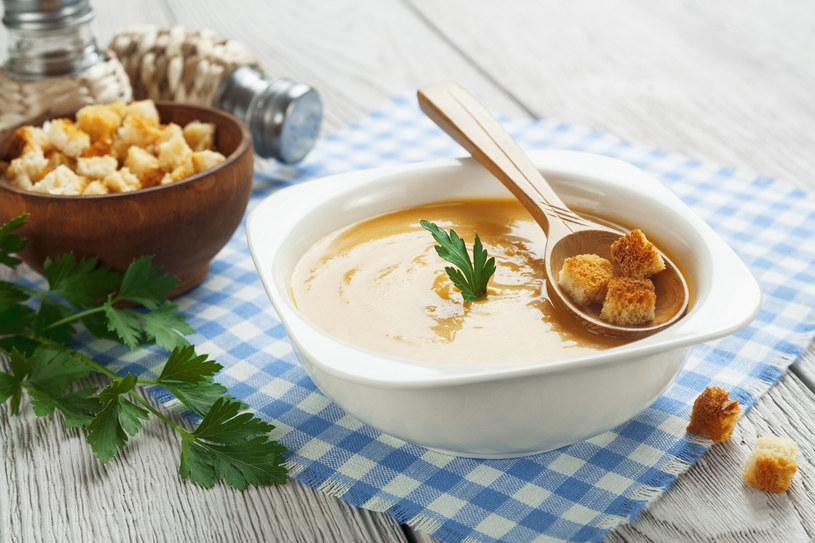 Zupa marchewkowa /materiały prasowe