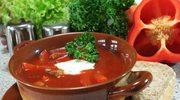 Zupa paprykowo-pomidorowa