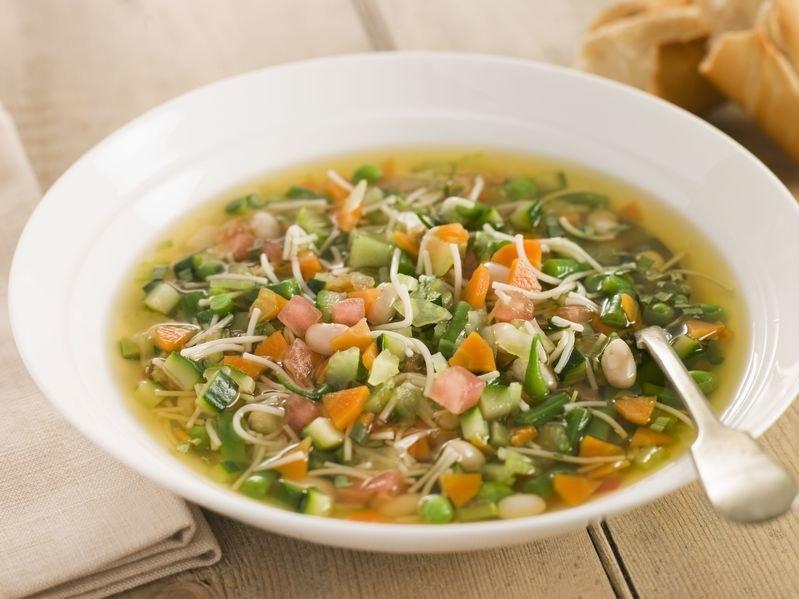 Zupa Pistou /123RF/PICSEL