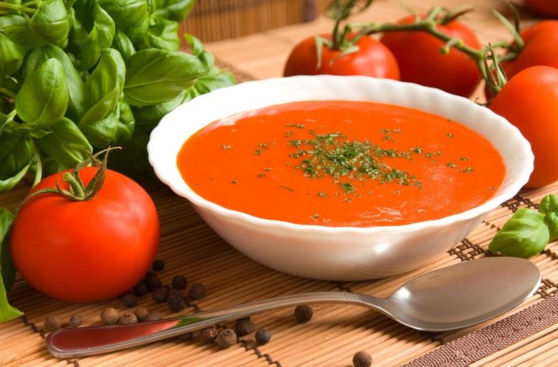 Zupa pomidorowa /123RF/PICSEL