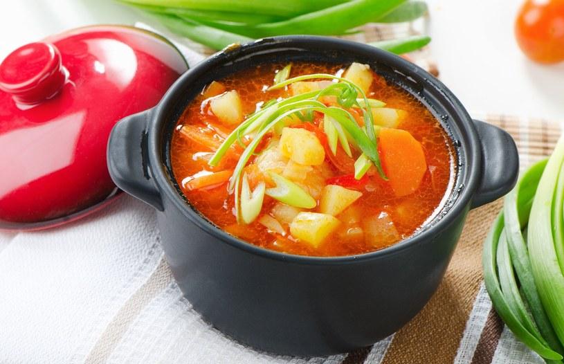 Zupa rybna - bouillabaisse