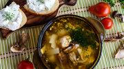 Zupa z borowików