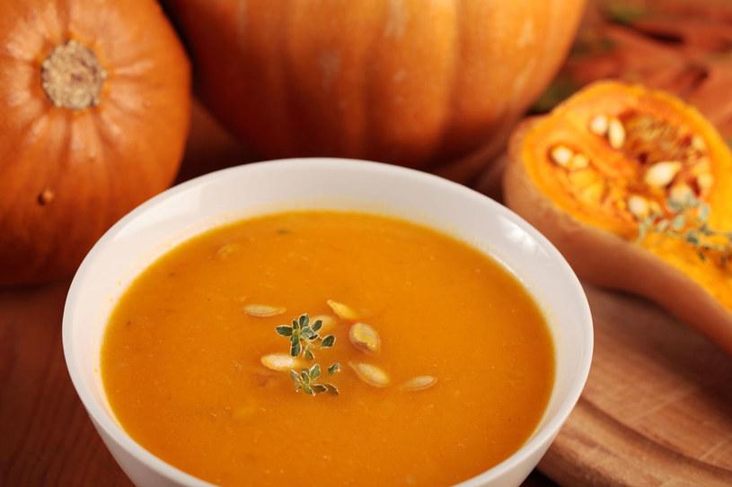 Zupa z dyni /123RF/PICSEL
