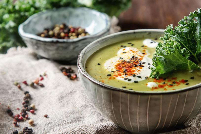Zupa z jarmużu /©123RF/PICSEL