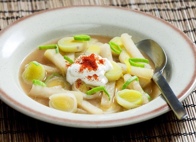 Zupa z kalarepki /Picsel /123RF/PICSEL