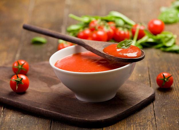 Zupa z pieczonych pomidorów /123RF/PICSEL