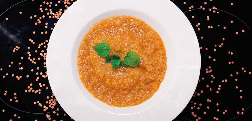 Zupa z soczewicy z kminem i kolendrą /materiały prasowe