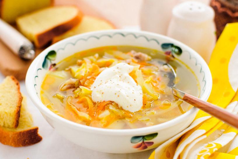Zupa z warzywami /123RF/PICSEL