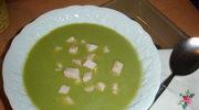 Zupy - krem z groszku
