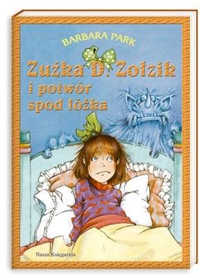 """""""Zuźka D. Zołzik i potwór spod łóżka"""" /materiały prasowe"""