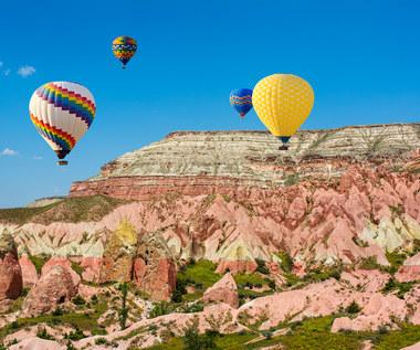 Zwiedzanie Kapadocji - na koniu lub w balonie