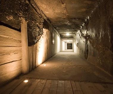 Zwiedzanie kopalni w Wieliczce