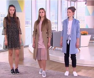 Zwiewne sukienki i sportowe buty – jak je łączyć?