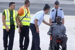 Zwolniona z celi śmierci Sudanka przyleciała do Włoch