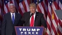 Zwycięstwo Trumpa! Pierwsze słowa nowego prezydenta Stanów Zjednoczonych
