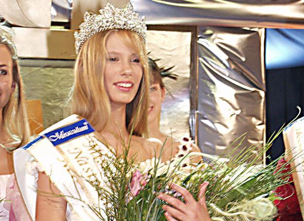 Zwycięstwo w wyborach miss otworzyło jej drzwi do świata mody /Prończyk /AKPA