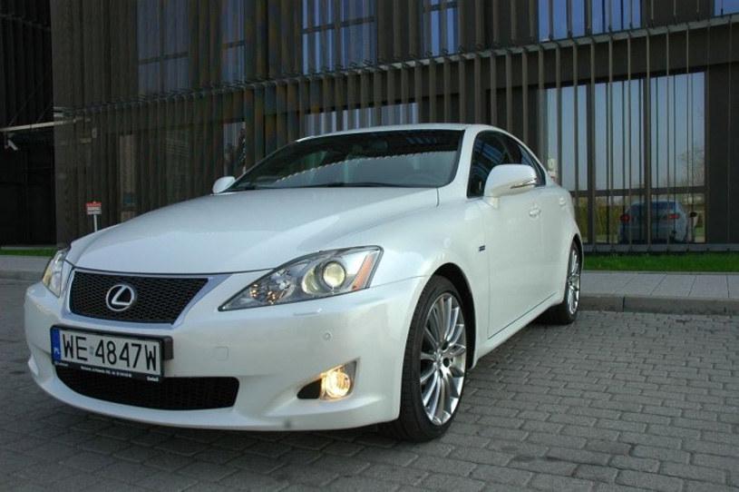 Zwycięzcą rankingu okazał się Lexus /INTERIA.PL