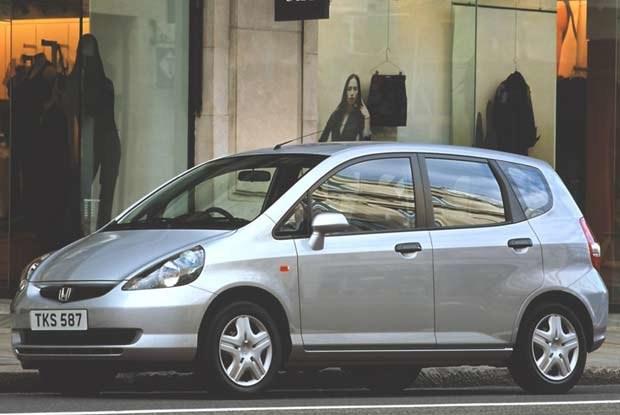 Zwycięzca tytułu Car of the Year według tygodnika Auto Express - Honda Jazz (kliknij) /INTERIA.PL