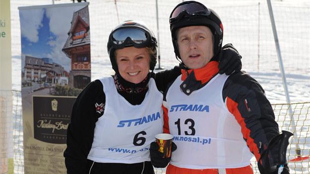 Zwycięzcy - Sylwia Wysocka i Robert Moskwa /    /Agencja W. Impact