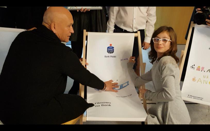 Zwyciężczynią konkursu została Ania Grubba /INTERIA.PL/materiały prasowe