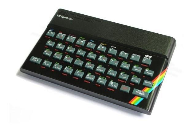 ZX Spectrum. Komputer kultowy także w Polsce  fot. Bill Bertram Wikipedia /Internet