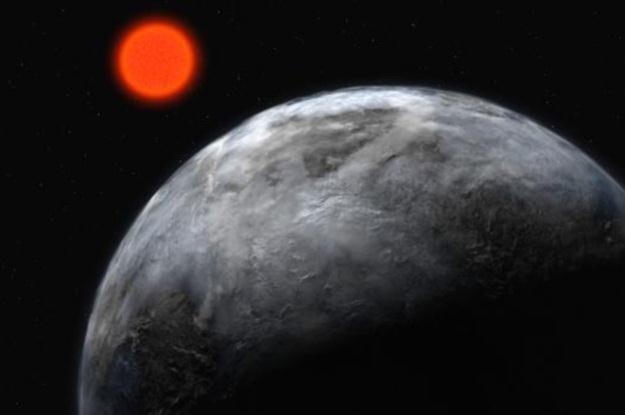 Życia należy szukać głęboko pod powierzchnią egzoplanet /materiały prasowe