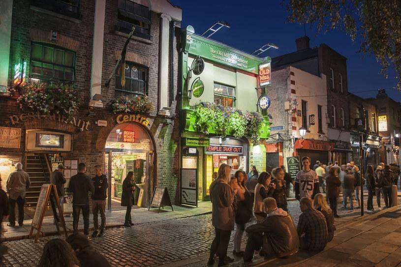 Życie nocne w Dublinie kwitnie /©123RF/PICSEL