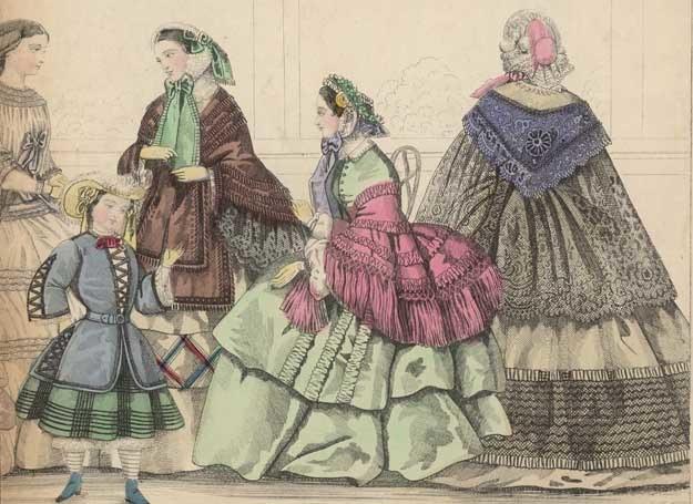 Życie towarzyskie w XIX wieku charakteryzował ogromny formalizm /Agnieszka Lisak – blog historyczno-obyczajowy