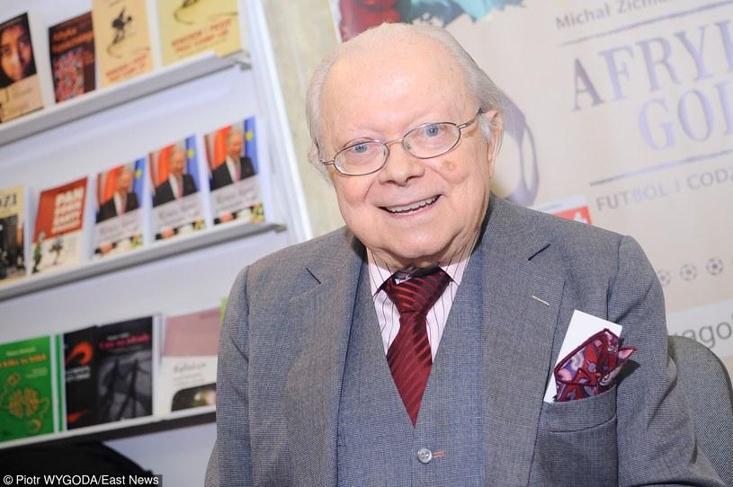 Zygmunt Broniarek/fot. Piotr Wygoda /East News