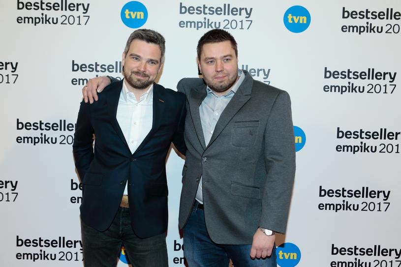 Zygmunt i Wojciech Miłoszewscy /Adam Jankowski/REPORTER /East News