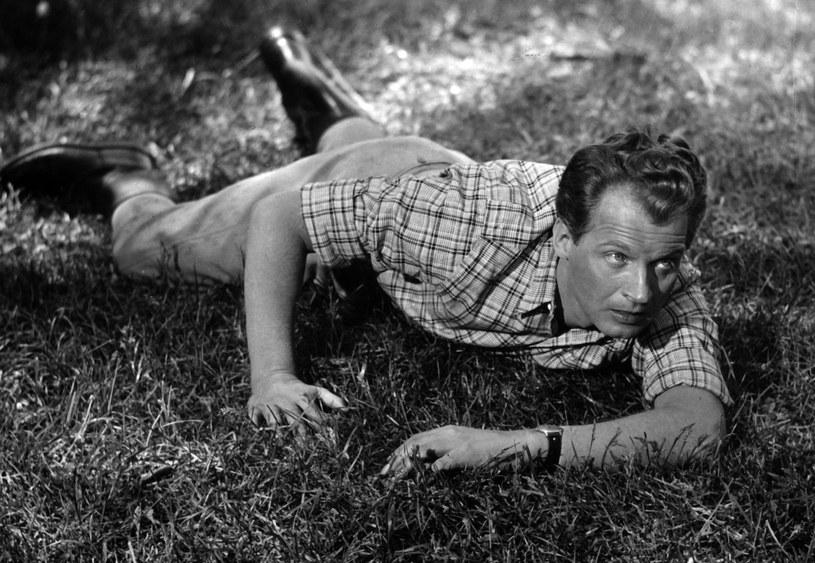 """Zygmunt Kęstowicz w filmie """"Pościg"""" (1953) /East News/POLFILM"""