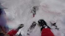 Żywcem zakopany w śniegu. Wtedy nadeszła pomoc