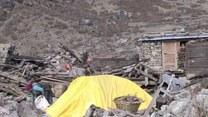 Żywioł zniszczył całą wieś. Pod gruzami setki ofiar