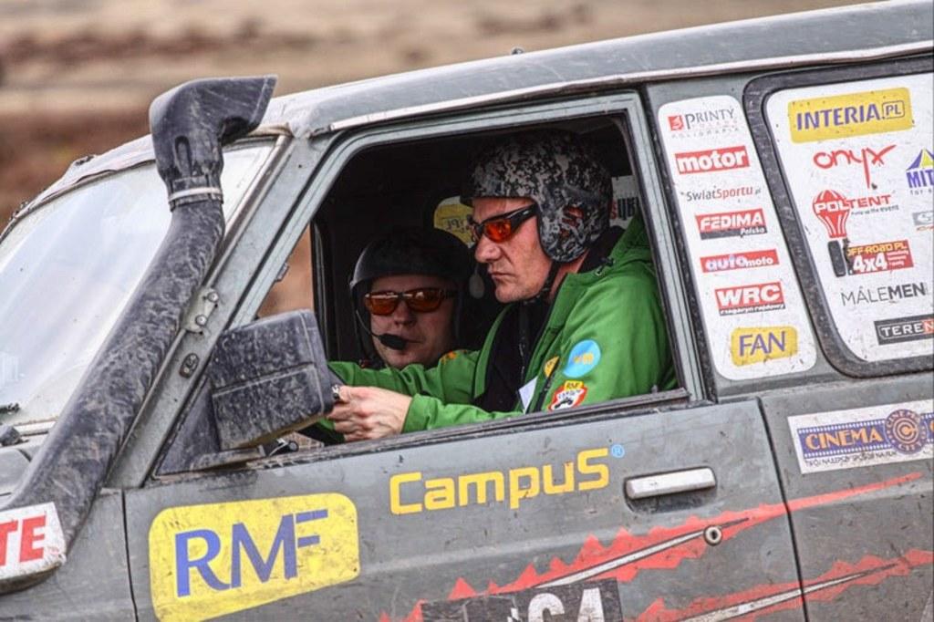 RMF Caroline Team