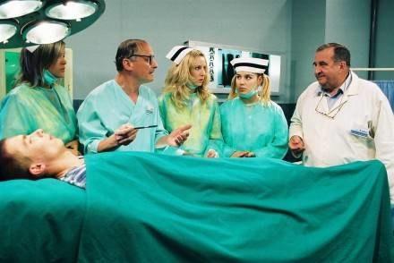 Zobacz trailer: Pacjent zwany ordynatorem