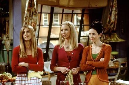 Kiedy Monica i Chandler zaczynają się spotykać