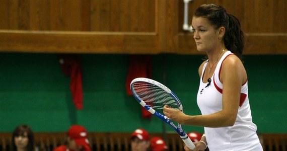 Rozstawiona z numerem trzecim Agnieszka Radwańska awansowała do półfinału turnieju WTA Tour na twardych kortach w San Diego. Polka w ćwierćfinale pokonała izraelską tenisistkę Shahar Peer 6:2, 6:0. Mecz trwał zaledwie godzinę.