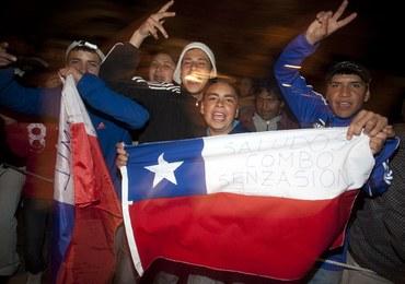 Chile: Górnicy wyjeżdżają na powierzchnię