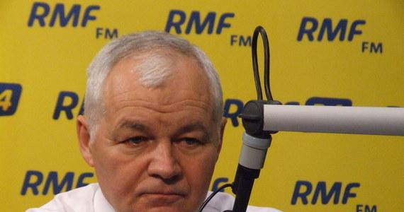 """""""Będzie ustawa o efektywności OFE i inne opłaty za zarządzanie funduszami"""" - zapowiada gość Kontrwywiadu RMF FM Jan Krzysztof Bielecki. """"Ustawa o OFE to test na sprawność koalicji, czy po czterech latach ta koalicja jeszcze potrafi. W PSL-u jest wielu zwolenników wolnego wyboru miejsca na oszczędności emerytalne"""" - twierdzi."""