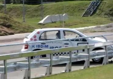 Kubica mógł wyjść z wypadku bez szwanku