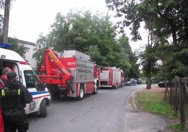 Policja: Zatrzymany to na 99 proc. sprawca eksplozji bomb w Krakowie