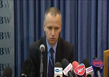 ABW: Materiały kupione w Polsce nie były kluczowe dla konstrukcji bomby