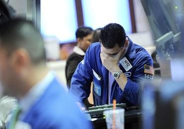 Niedowierzanie i rezygnacja - tak wyglądał poniedziałek na Wall Street