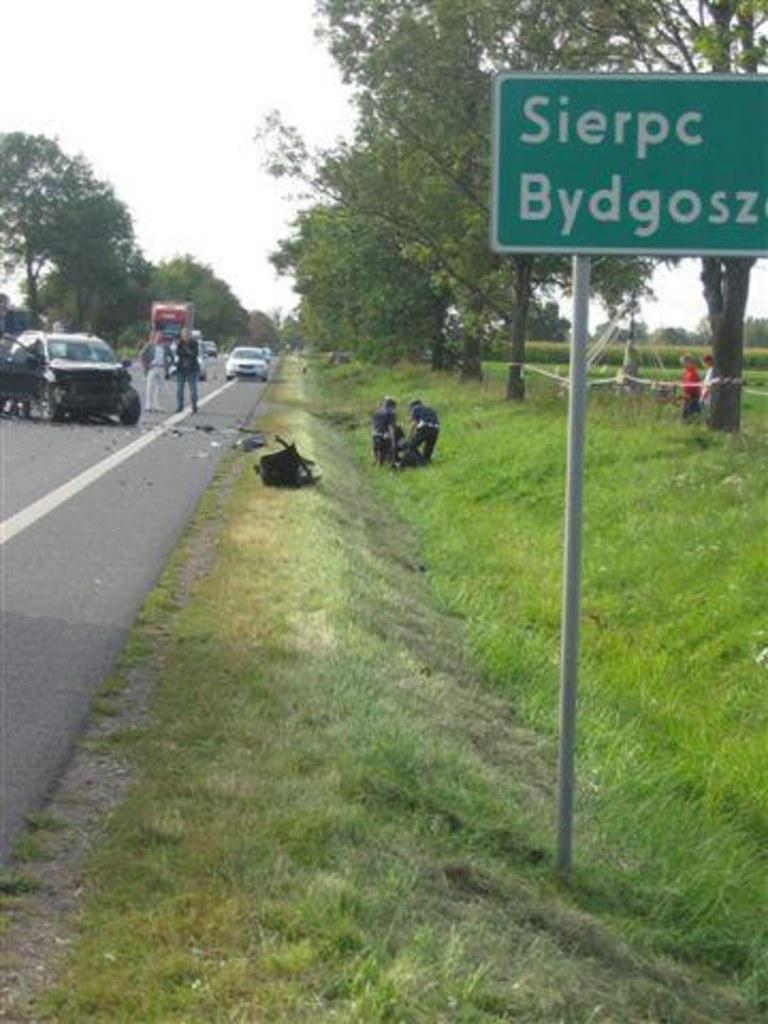 fot. Komenda Powiatowa Państwowej Straży Pożarnej Sierpc