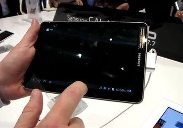 Na targach elektroniki w Berlinie zadebiutował Galaxy Tab 7.7